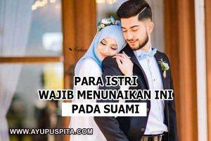 kewajiban istri terhadap suami