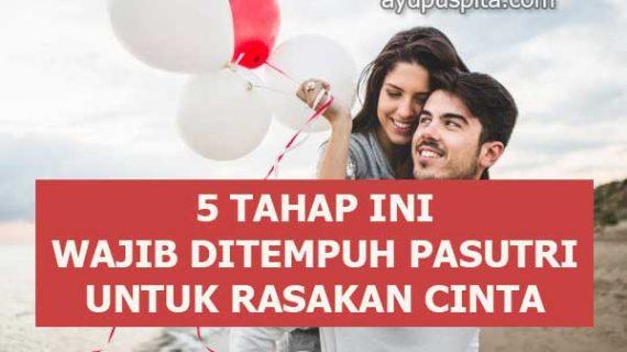 Suami Istri Wajib Lalui 5 Tahap Ini Bila Ingin Menikmati Cinta Sejati!